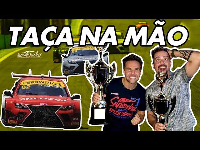 A saga do Título! Os bastidores da conquista dupla do AceleTeam na Sprint Race - Especial #230