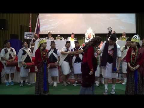 Manoj  Gurung, Milan Amatya   & Lamjung Ghaatu Naach