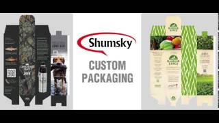 Shumsky Custom Promotional Packaging