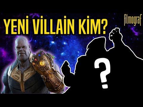 Thanostan sonra yeni kötü kim olacak? (Avengers endgame teori)