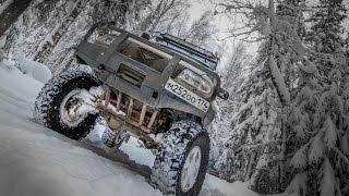 Новогоднее 4x4, УАЗ Patriot(УАЗ Patriot на Лапландерах. 37-е колёсах. Фотки: https://www.flickr.com/photos/44528798@N04/albums/72157663024909915 История изменений: ..., 2015-12-31T19:29:01.000Z)