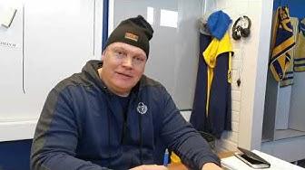 Päävalmentaja Pekka Virta pelipäivän haastattelu ja terveiset yhteisölle