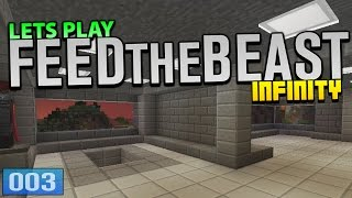 Lets Play - FTB Infinity - 'The Laboratory! ' #3