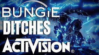 Bad News For Activision Blizzard | Bungie Ends Destiny Publishing Deal