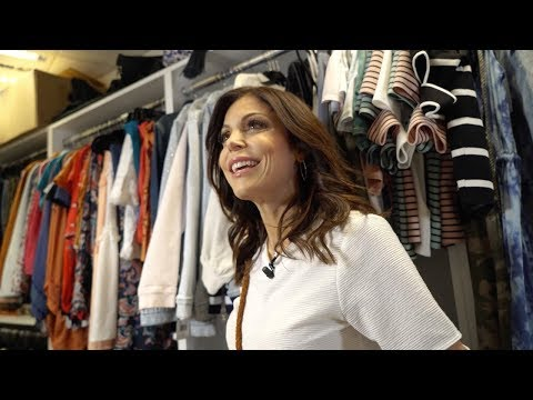 Inside HSN Style with Bethenny Frankel | Skinnygirl by Bethenny Frankel. http://bit.ly/2LaUYjm