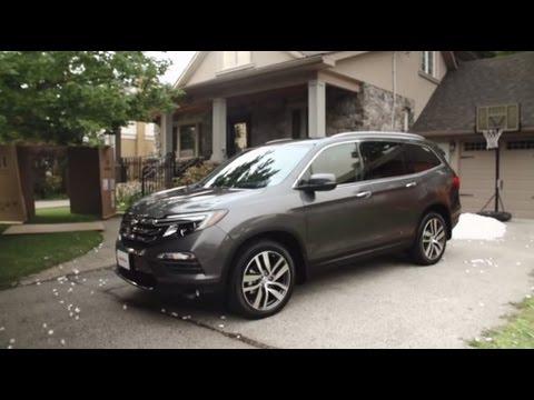 The 2016 Honda Pilot Unboxing Video