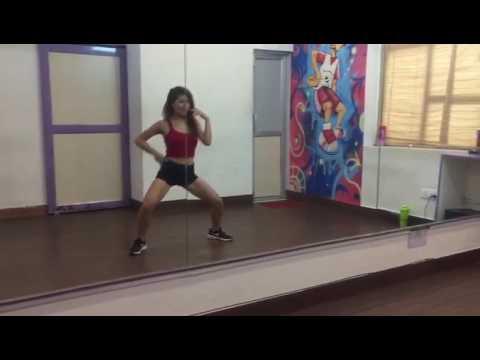 Badshah - Mercy Feat. Lauren Gottlieb | Freestyle Sensual Dance Moves