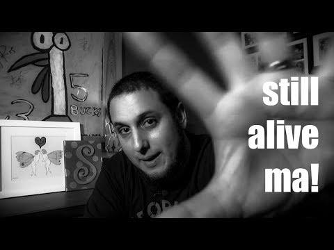 I'm Still Alive, Ma! | ZAMPLEBOX | Off Topic Ejuice Reviews