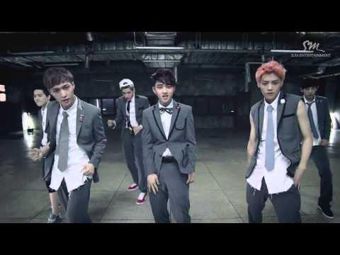 EXO - Growl (Korean Version)
