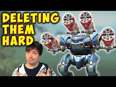 BOOM! Deleting Them Hard - War Robots Fun Gameplay WR