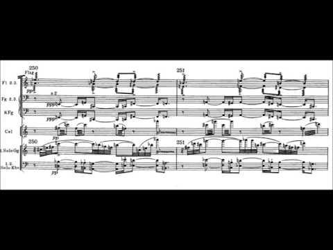 Arnold Schoenberg - Variations Op. 31 {Chicago/Barenboim LIVE}