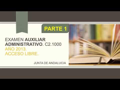 examen-auxiliar-administrativo-parte-1.-acceso-libre.