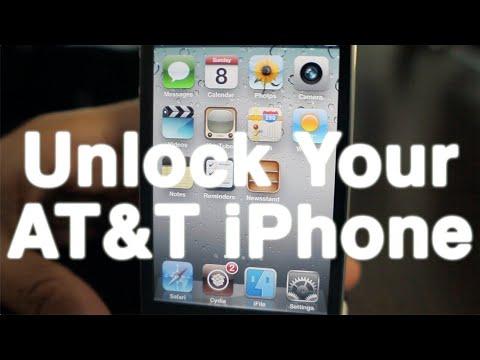 Unlock iPhone AT&T USA Locked Factory Unlock Carrier Lock