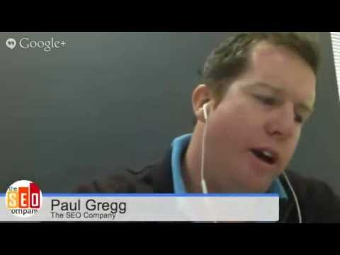 SEO Strategy Update with Paul Gregg:  The Collaborator's Competition