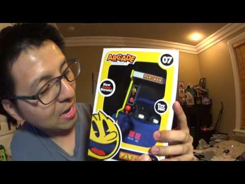 J #176 -【Open Box】Mini Arcade Classic From Walmart By Bridge Direct