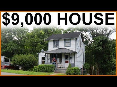 $9,000 CASH HOUSE
