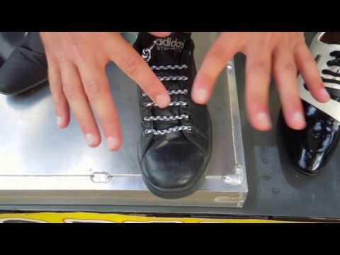 tuto---installation-lacets-magiques---laçage-droit