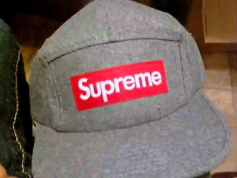4824b6514a8 Supreme 5 Panel Camp Hats Review -.mp4 - YouTube