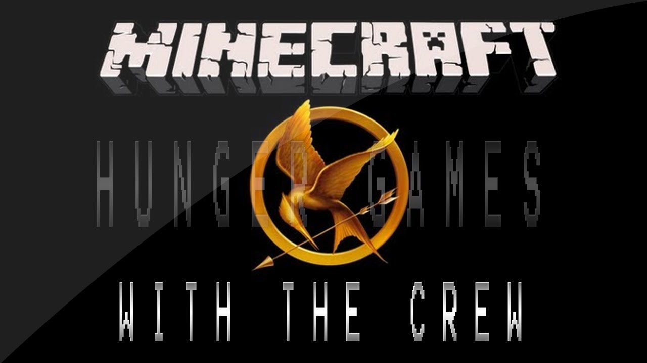 Minecraft: Hunger Games Xbox 360 Edition w/ The Crew
