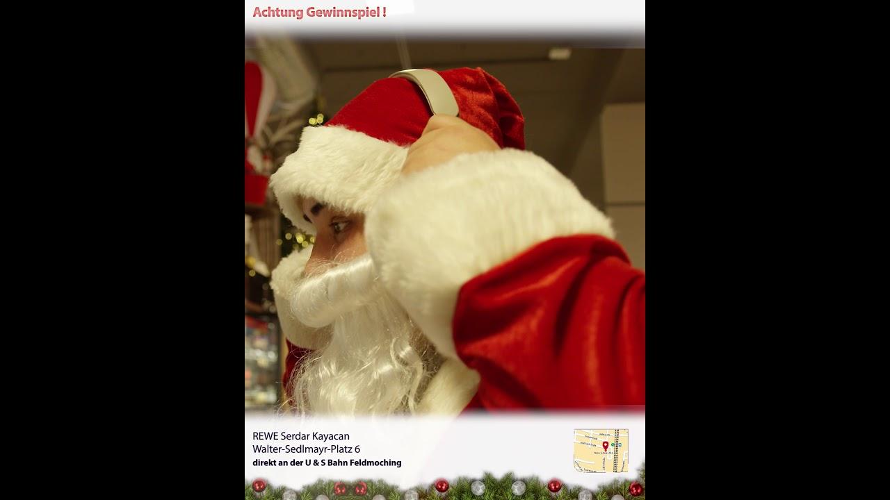 Weihnachtsgewinnspiel REWE Kayacan OHG   Gewinne BEATS Kopfhörer   Spot 4/7