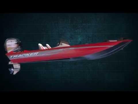 TRACKER Boats: Quality Construction - Revolution Hull Performance Guarantee on Pro Team Mod V Boats