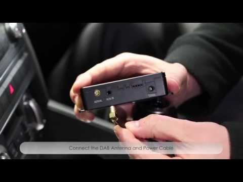 AutoDAB Connect: The Universal Digital Radio Adapter