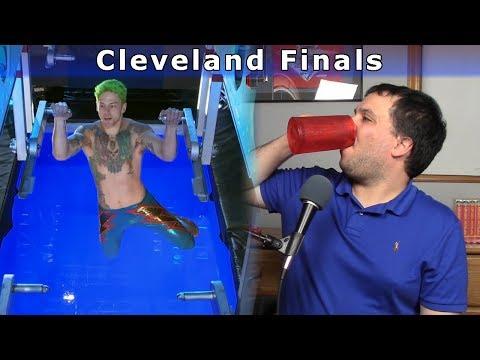 Cleveland Finals - American Ninja Warrior 9 Review