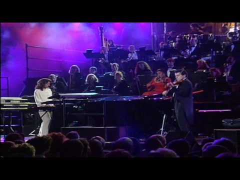 YANNI  Within Attratcion   At Royal Albert Hall Armen Anassian & Karen Briggs HD