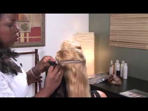How Do Clip In Hair Extensions Work