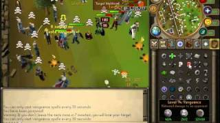 Runescape S K 1 1 1 Z's Pking With Chaotic Rapier, Last of Bounty Worlds