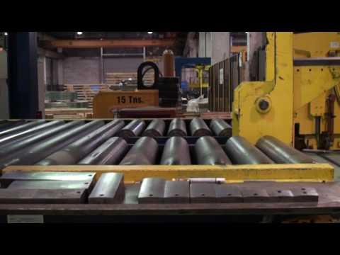 2006 Siemens VAI-COSIN Slitting Line Vid. 1