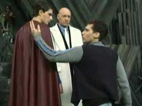 Behind the Scenes: Superman Returns