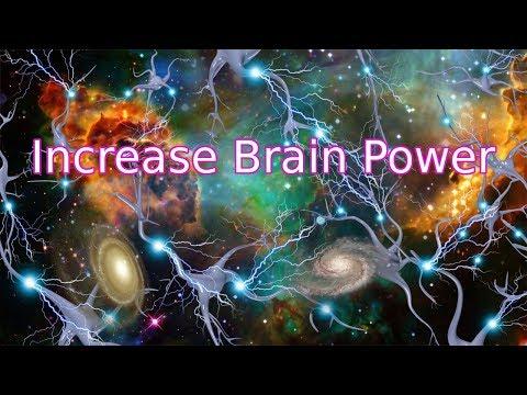 Increase Brain Power, Enhance Intelligence, IQ to improve, Study Music, Binaural Beats