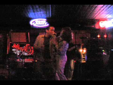 Snouter's bro doin' some karaoke