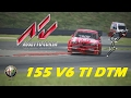 ASSETTO CORSA ALFA ROMEO 155 V6 TI DTM NURBURGRING 2.10.714 BASE SETUP