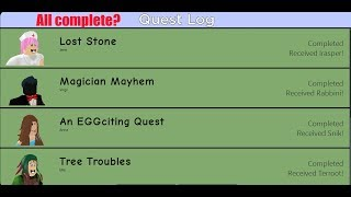 Roblox Monsters Of Etheria How to do all quests