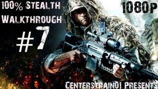 Sniper Ghost Warrior 2 Walkthrough  Part 7 Knife In The Dark(xbox360/1080p)