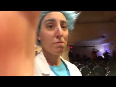 #NotCon2017 Grassss Tastes Bad: Rick and Morty Game Panel