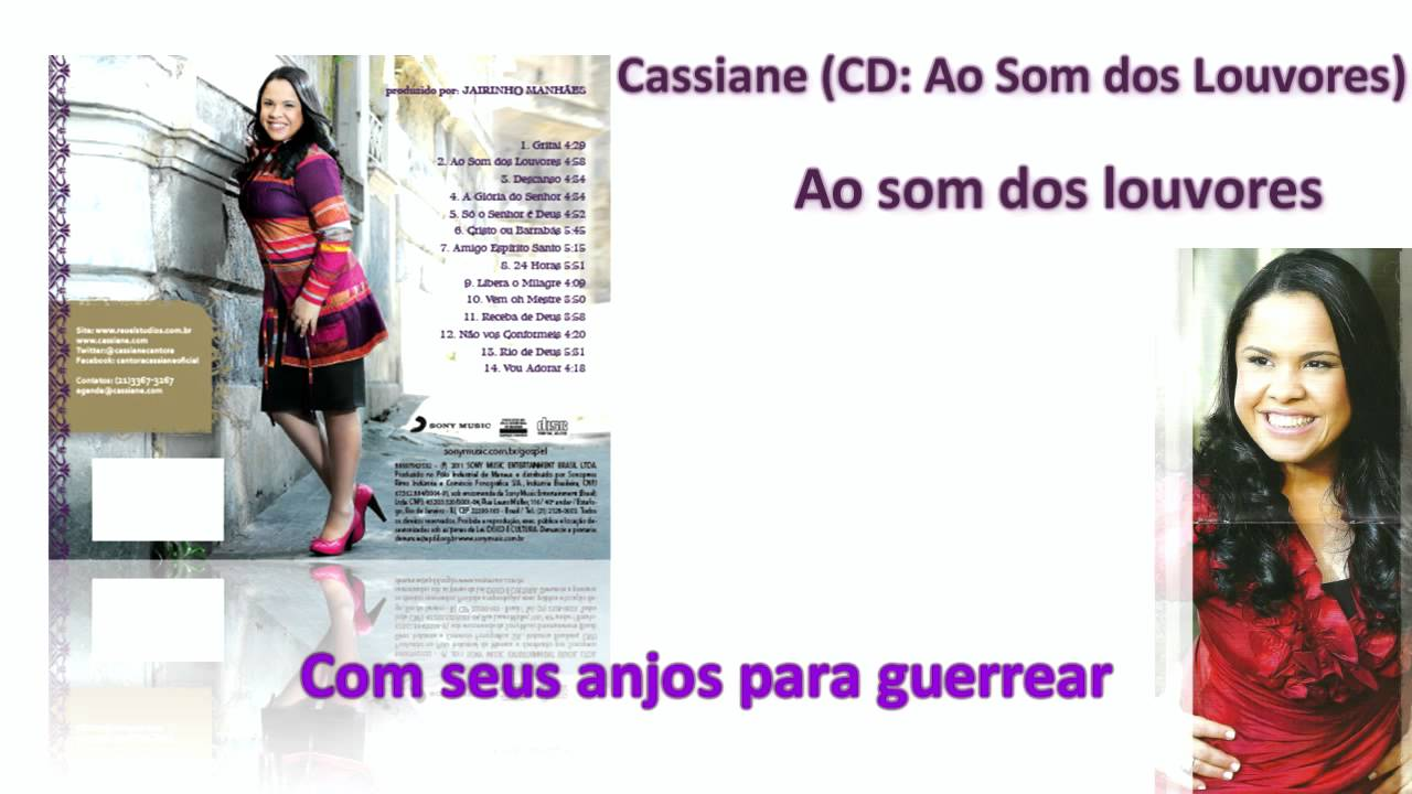 cd cassiane 2011