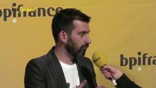 Interview Bpifrance - Cedric Giorgi, directeur des projets spéciaux de Sigfox