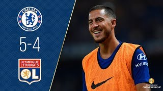 Chelsea vs Lyon | 5-4 | All Goals & Highlights ( Penalties )