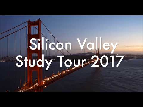 Silicon Valley Study Tour 2017