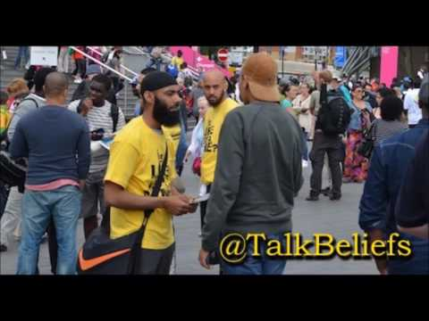 Muslim Preacher: 'I'd Rather There Was No God'