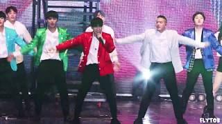 171224 비투비 - 신바람 단체직캠 / BTOB TIME 우리들의콘서트
