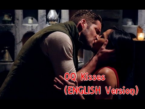 [Once Upon A Time] All Robin and Regina Kisses (ENGLISH Version)