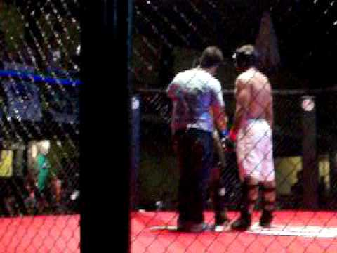 fabricio araujo MMA estreia evento wallop fight
