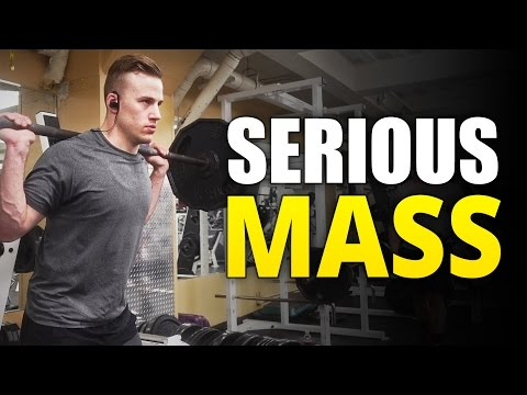Full Body Workout for Mass | My Bulking Routine