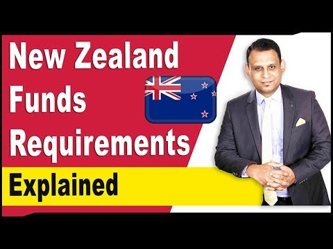 NEW ZEALAND FUNDS REQUIREMENTS EXPLAINED BY NZ LICENSED IMMIGRATION ADVISER - MR. AMIT BHARDWAJ