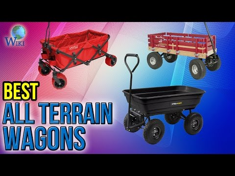10 Best All Terrain Wagons 2017