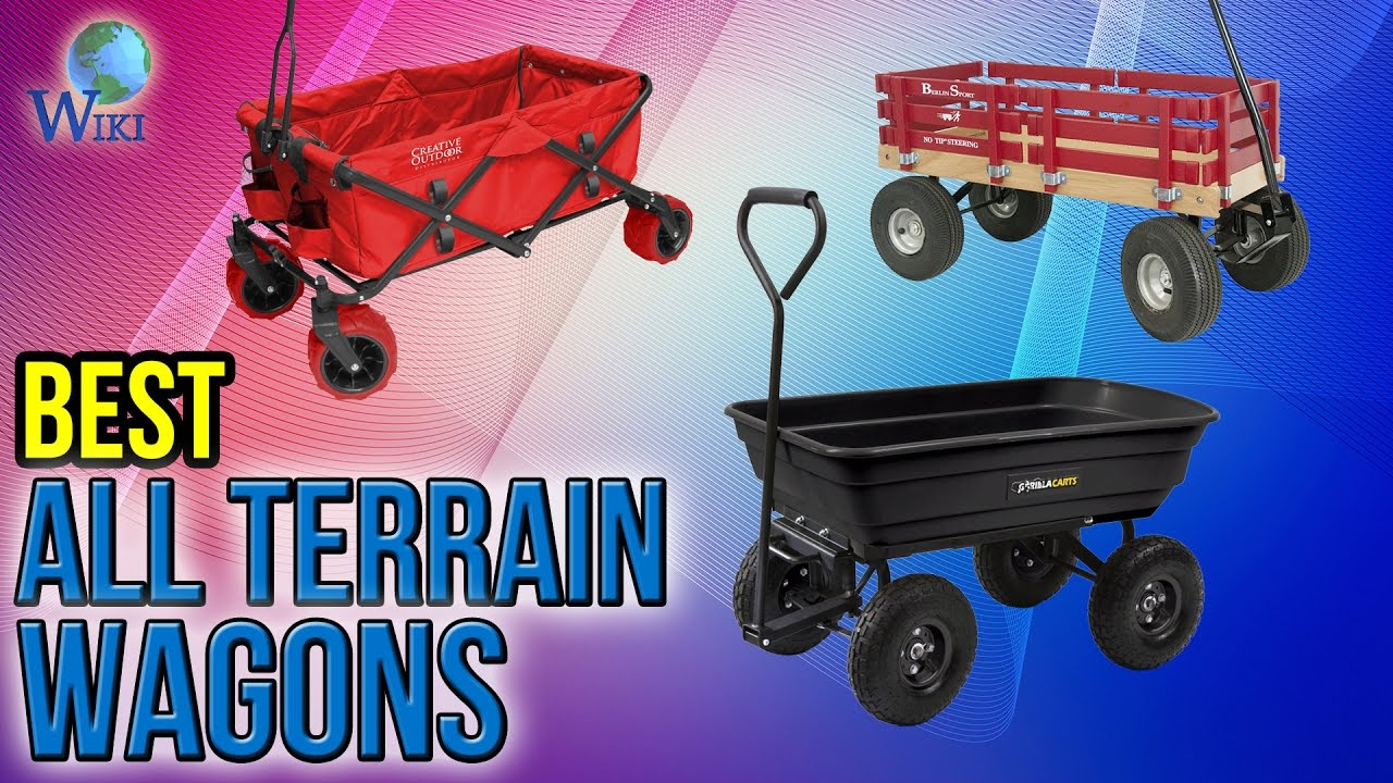 10 Best All Terrain Wagons 2017